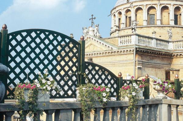 Grigliati in alluminio per terrazzi amazing grigliati for Bricoman recinzioni